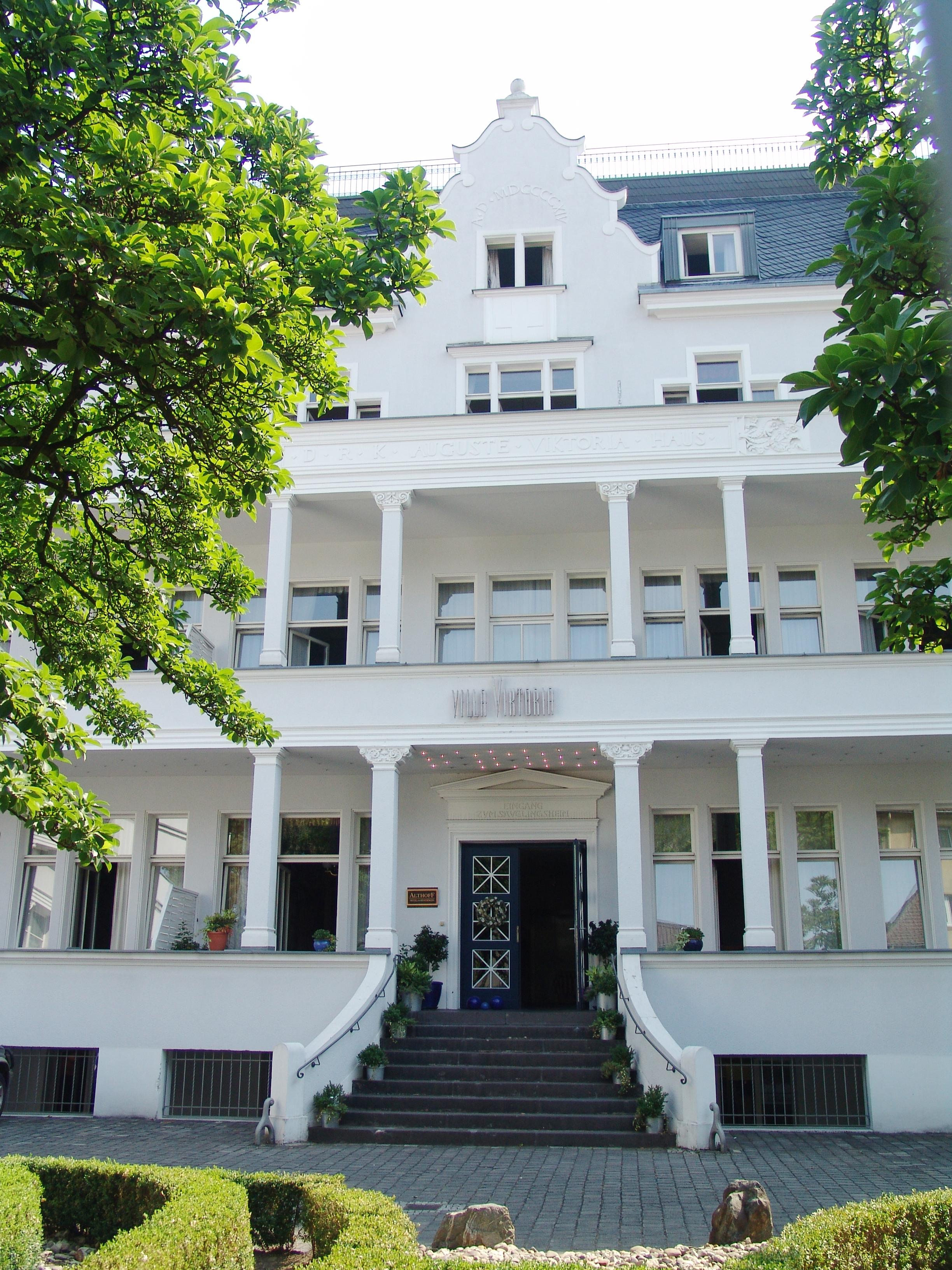Villa Viktoria Aussenansicht